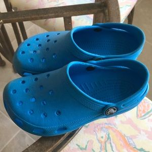CROCS In Blue